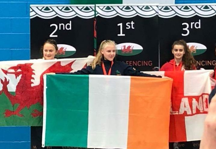 Georgia Silk Junior 5 Nations Bronze 2018