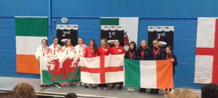 Georgia Silk Junior 5 Nations Team Gold 2018