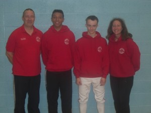 Manchester Cadet International 2013