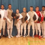 Newham Swords England Ranking Holders Nov 2013