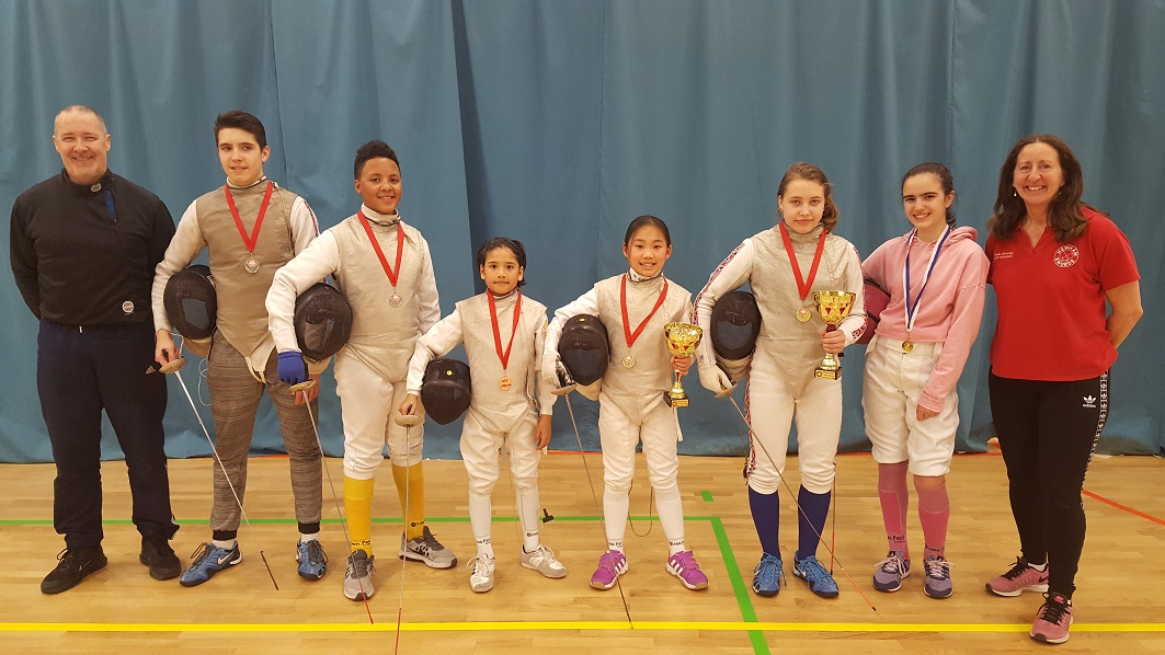 Newham Series event winners