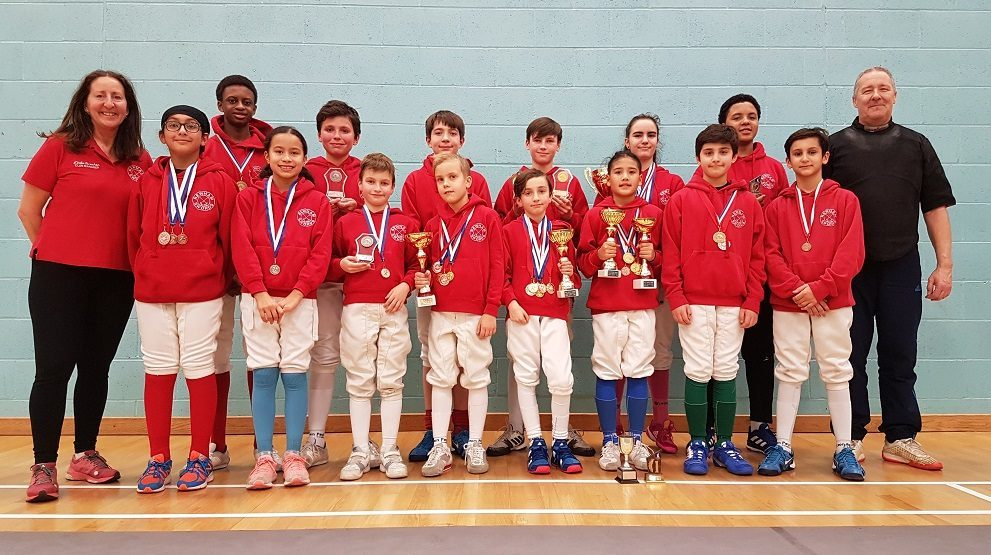 Newham's Successful Juniors and Cadets
