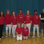 Leon Paul Junior Series Medallists