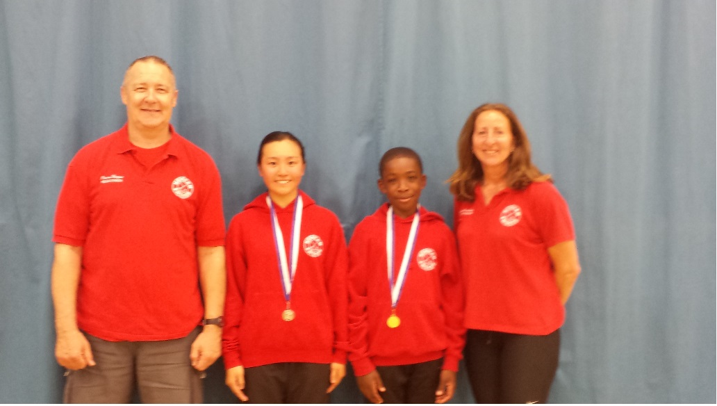 Newham Swords Take Gold And Silver At Portsmouth Newham