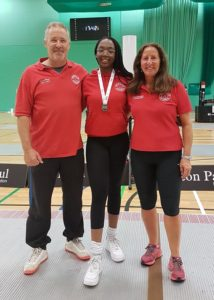 Teagan Williams-Stewart GB Selection