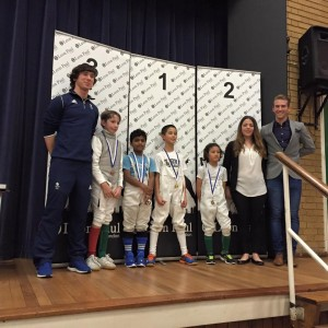 Totteridge LPJS Khallum Contractor U9 Silver Dec15