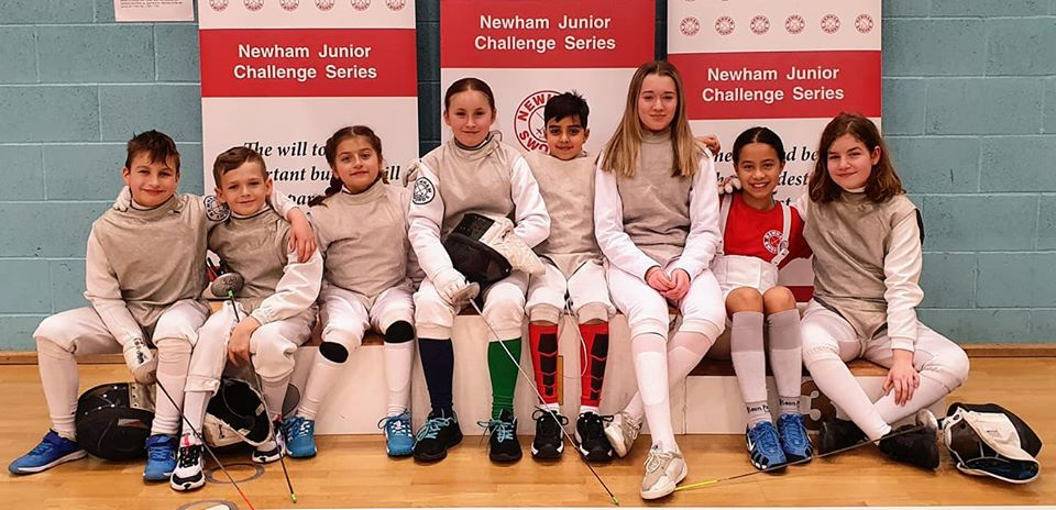 Young Fencers Image